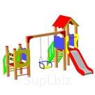 Детские игровые площадки и комплексы от производителя