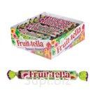 Жевательный мармелад FRUITTELLA (Фруттелла) с фруктовой начинкой, 52 г, бумажная упаковка